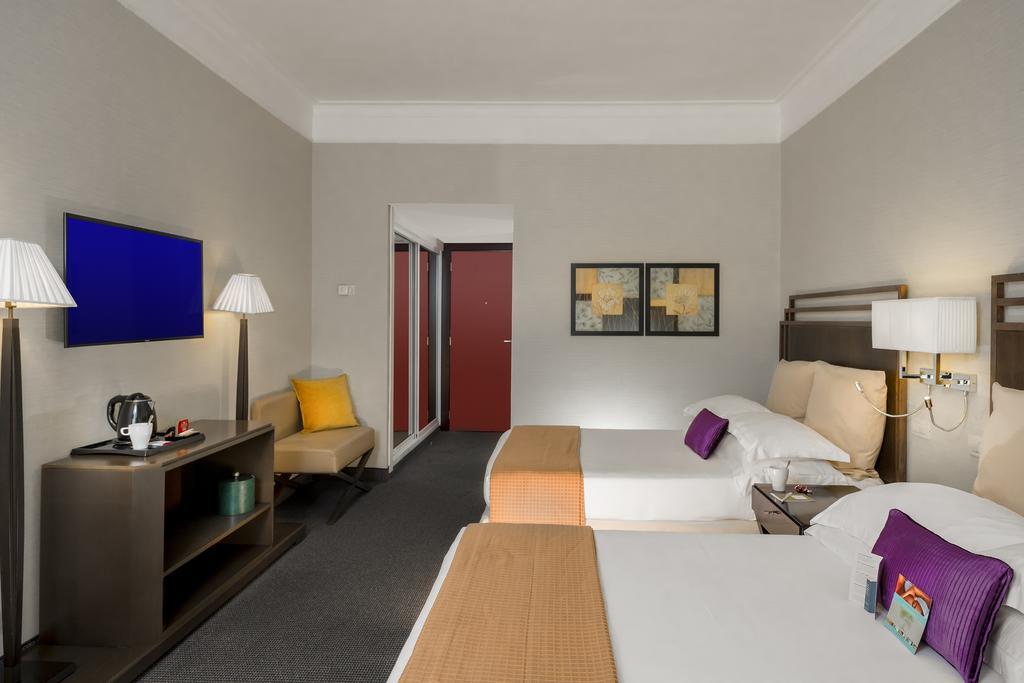 هتل کرون پلازا رم سنت پیترز