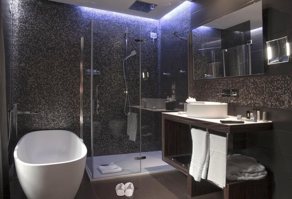 برگ لوکسری هتل رم