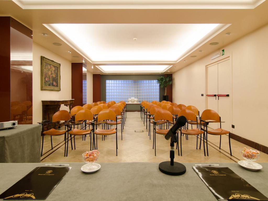 هتل دی کنگرسی رم