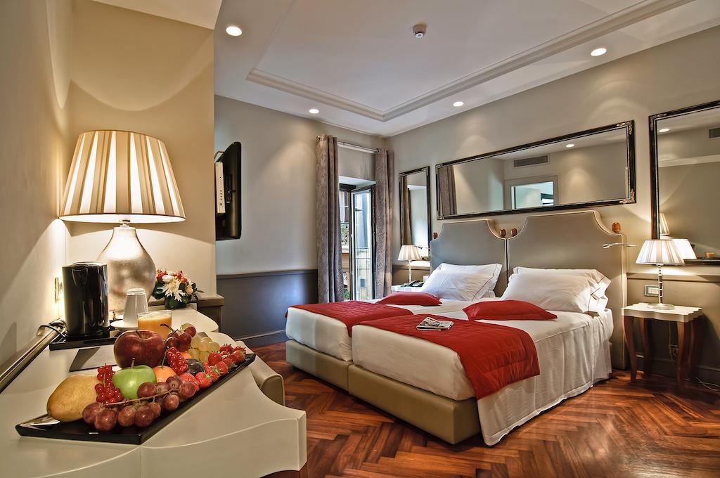 هتل لیونتا رم