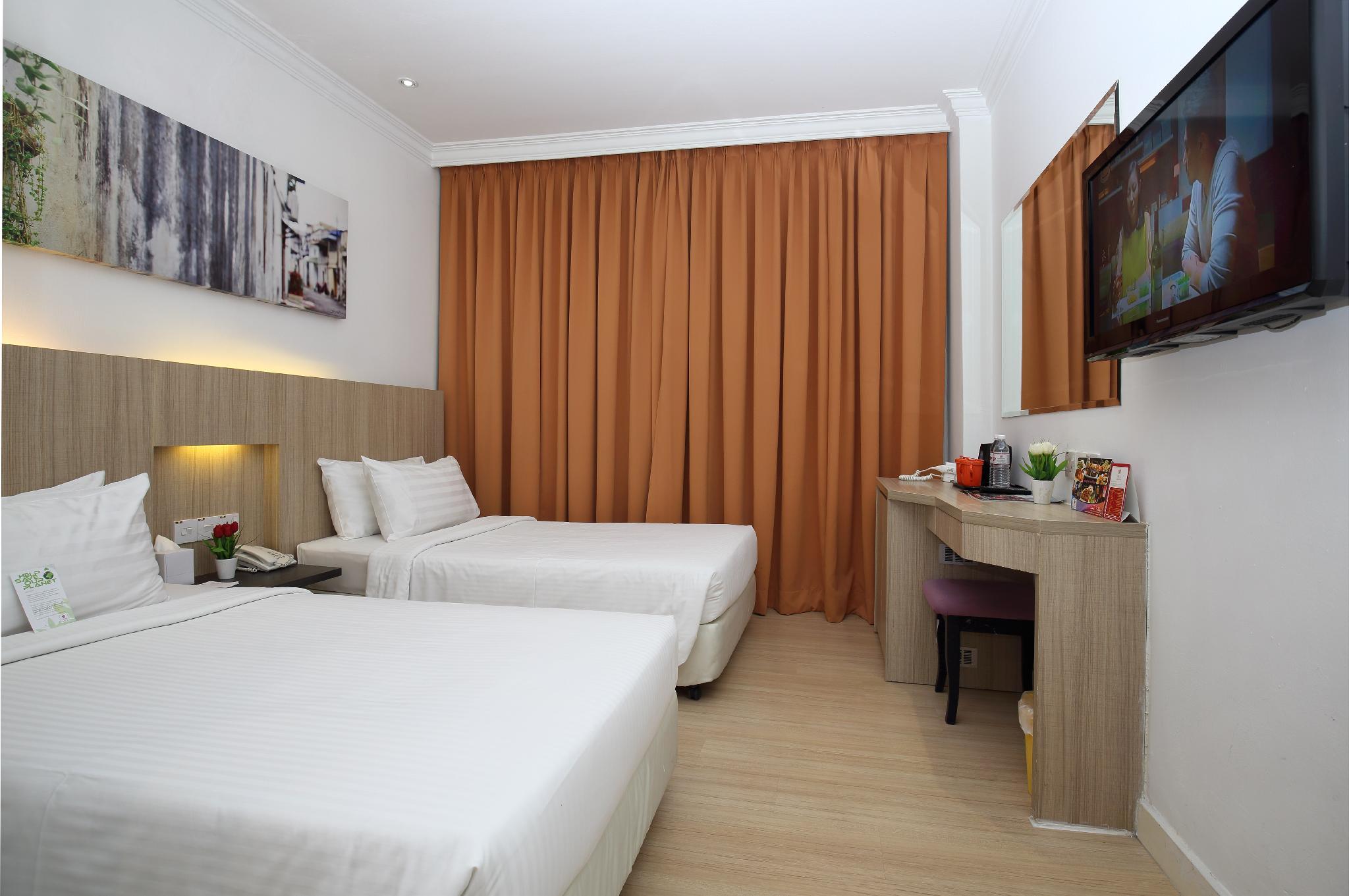هتل سوئیس این کوالالامپور