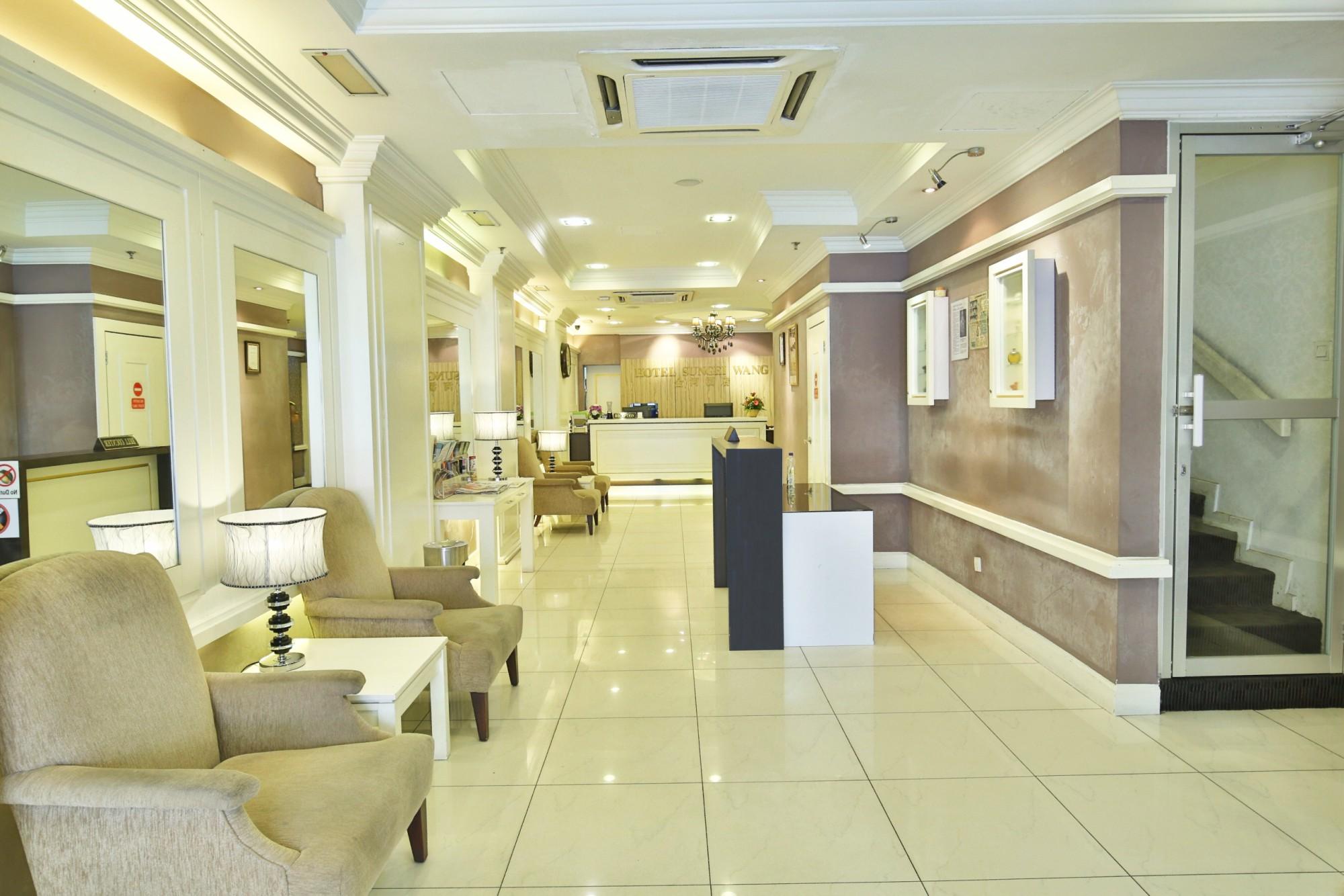هتل سانگی وانگ کوالالامپور
