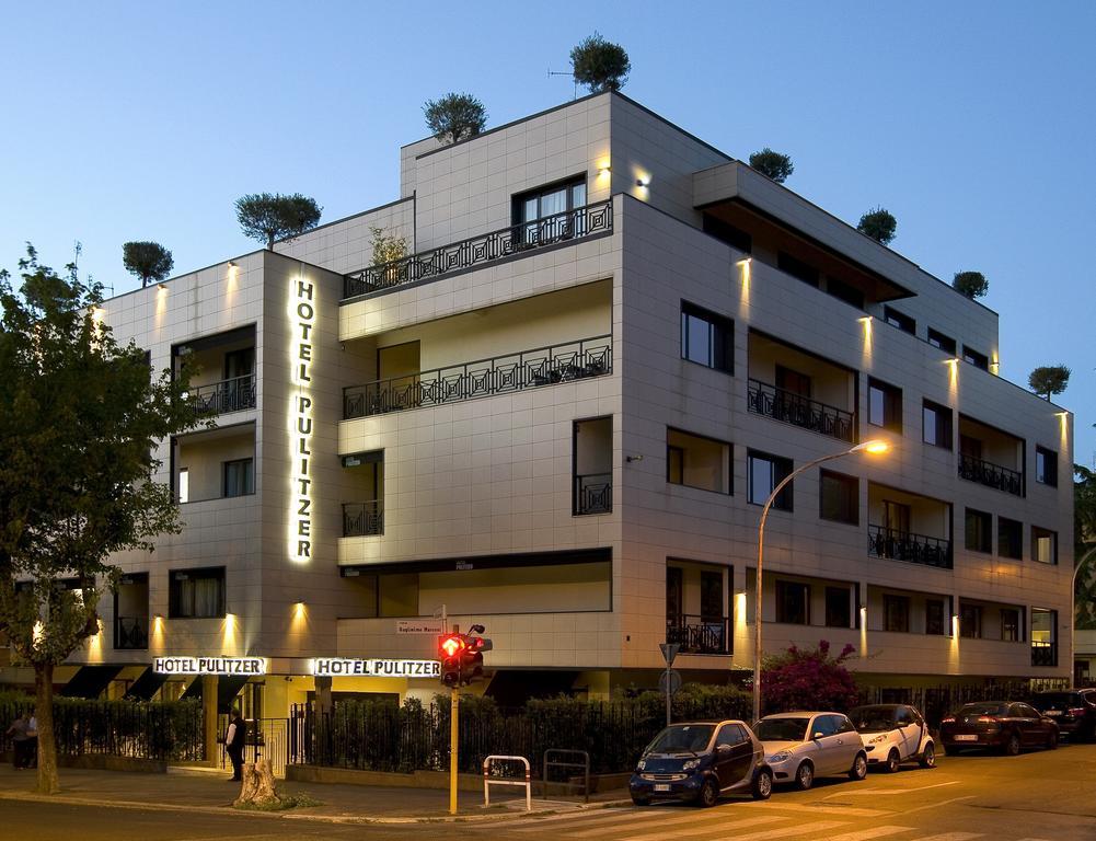 هتل پولیتزر رم