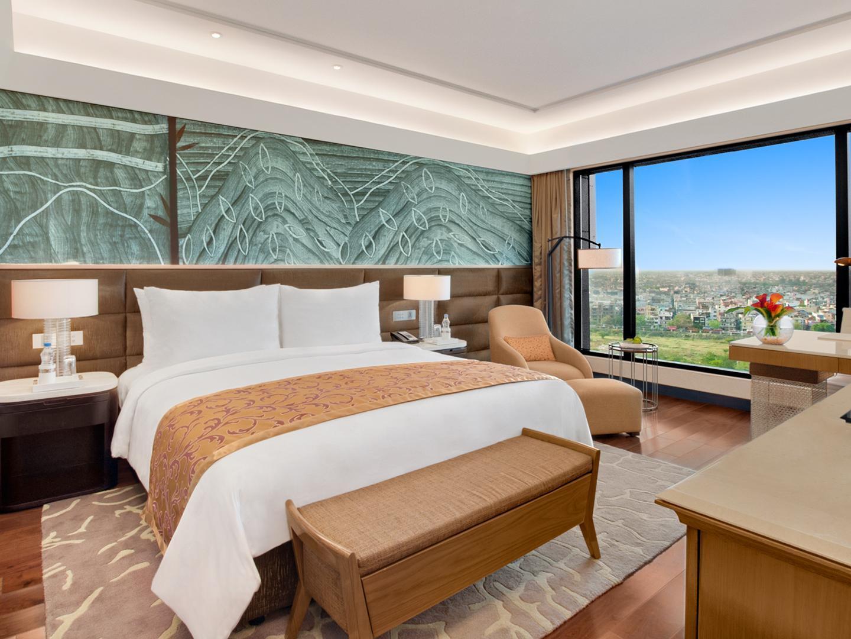 هتل لیلا امبیانس کانونشن دهلی