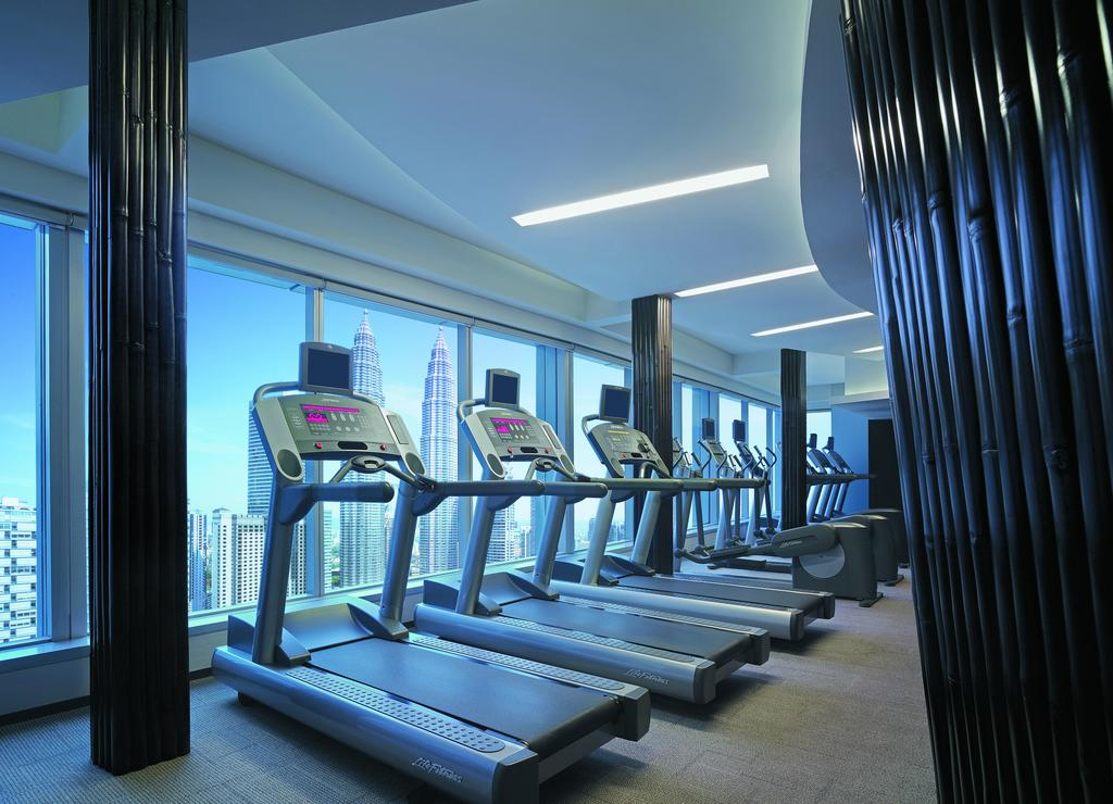 هتل تریدرز کوالالامپور