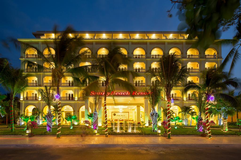 هتل سانی بیچ ریزورت