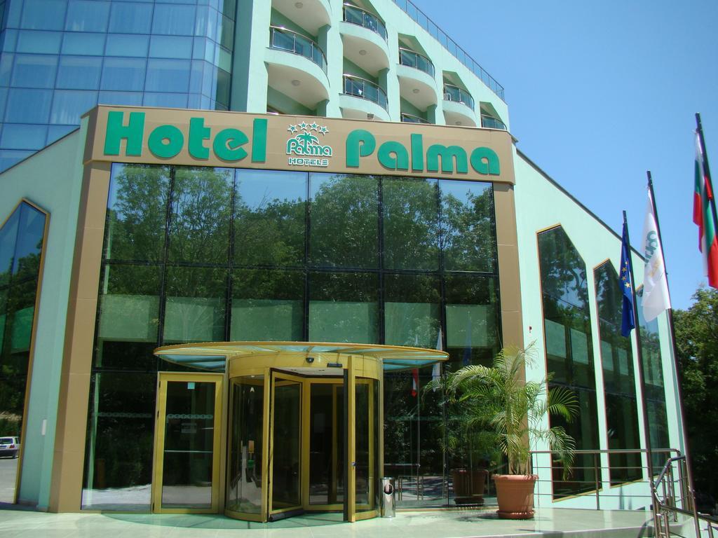 هتل پالما وارنا