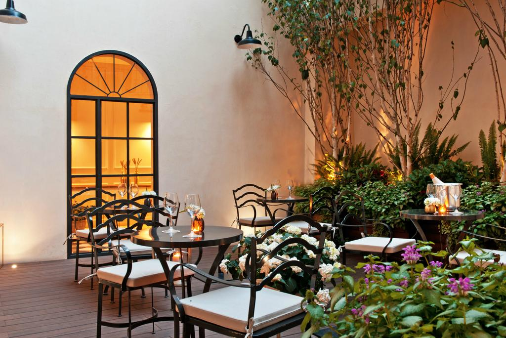 هتل د فیفتین کیز رم
