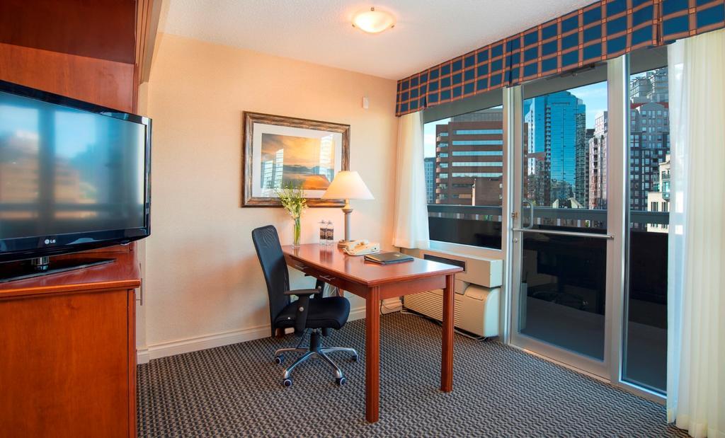 هتل بست وسترن پلاس گرنویل ونکوور