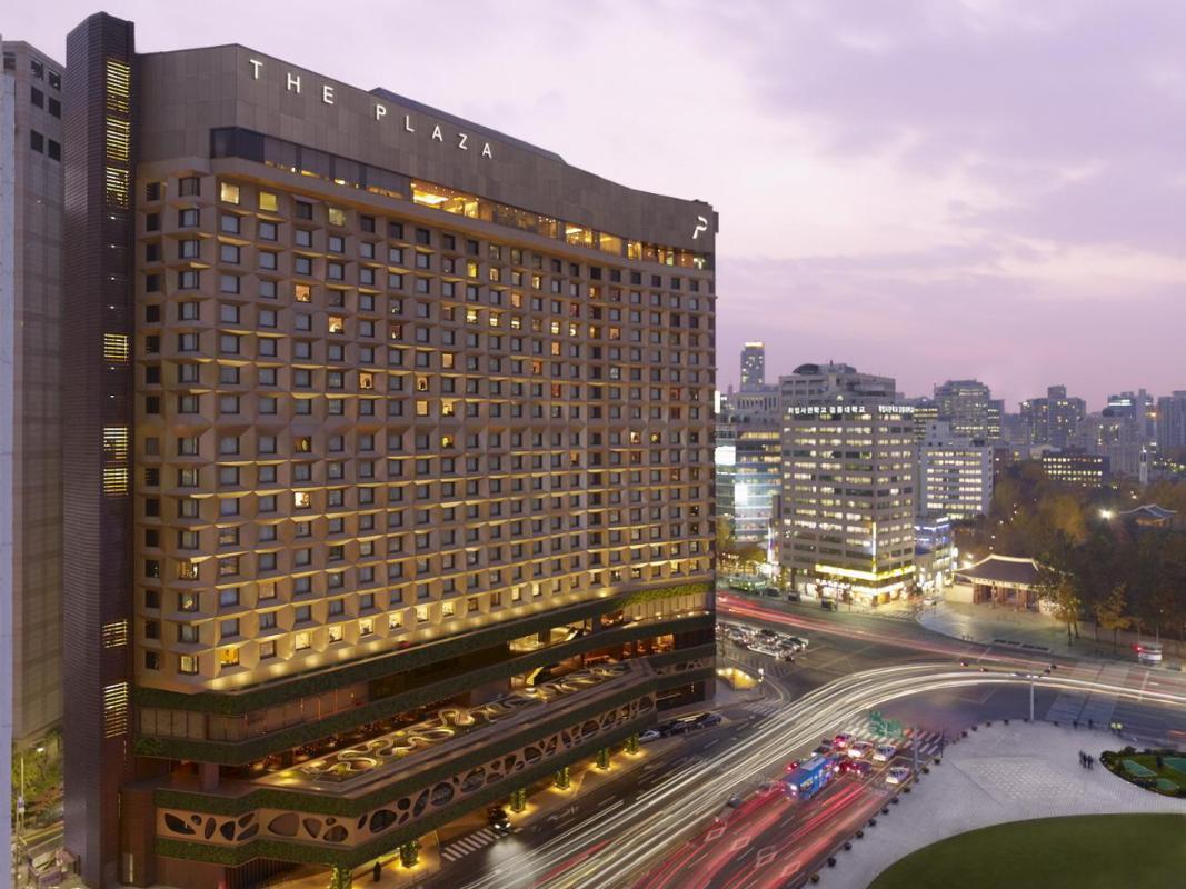 هتل پلازا سئول اتوگراف کالکشن