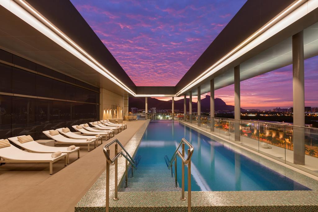 هیلتون بارا ریو دو ژانیرو   Hilton Barra Rio de Janeiro