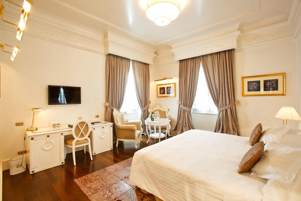 هتل مجستیک روما - د لیدینگ هتلز آف د وورد