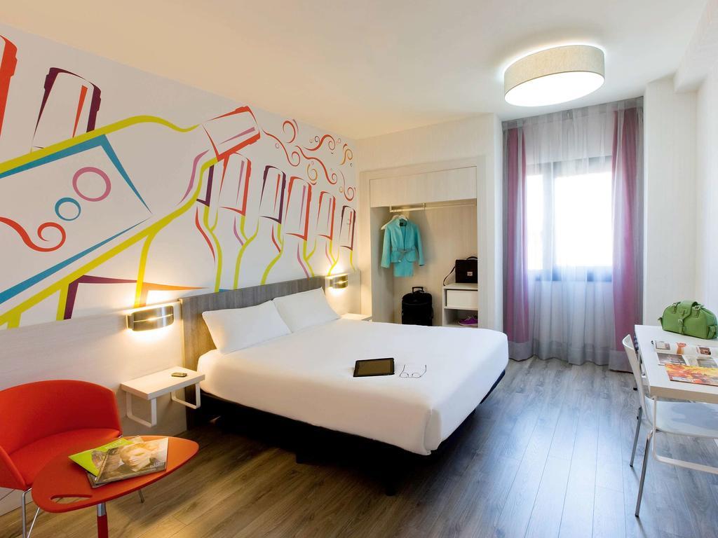 هتل ایبیس استایل مادرید پرادو