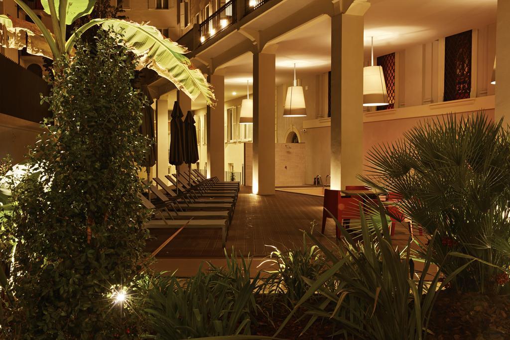 هتل د بیلدینگ رم