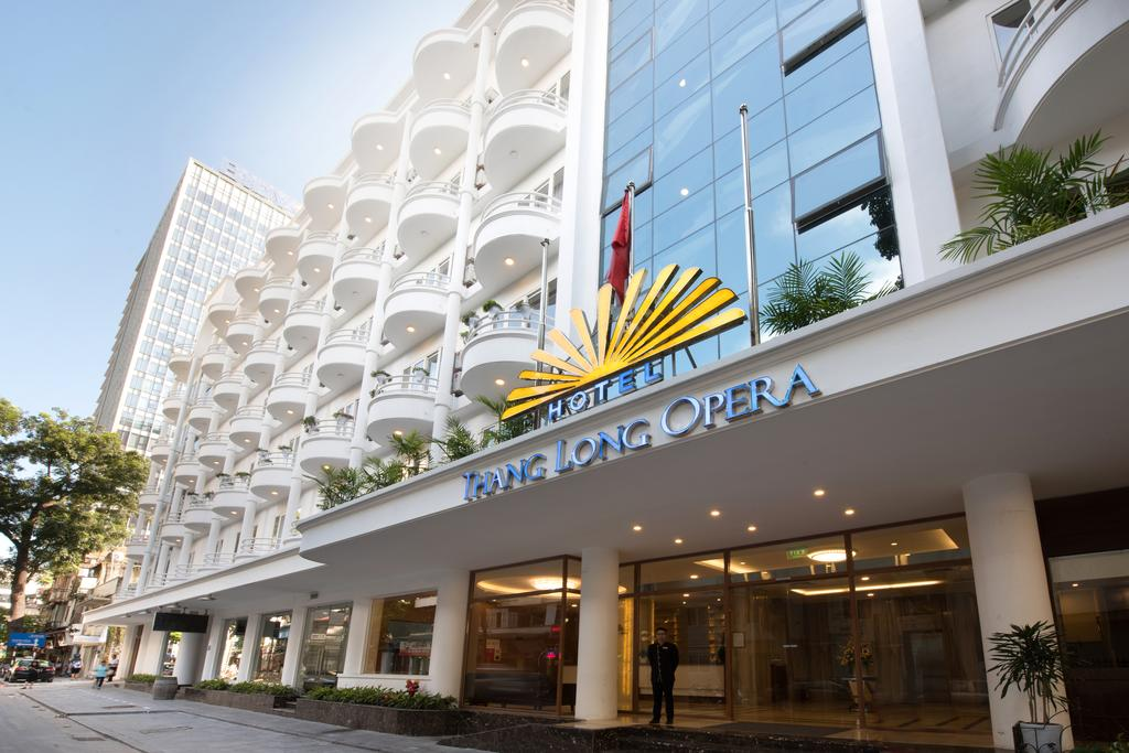 هتل تانگ لانگ اوپرا هانوی