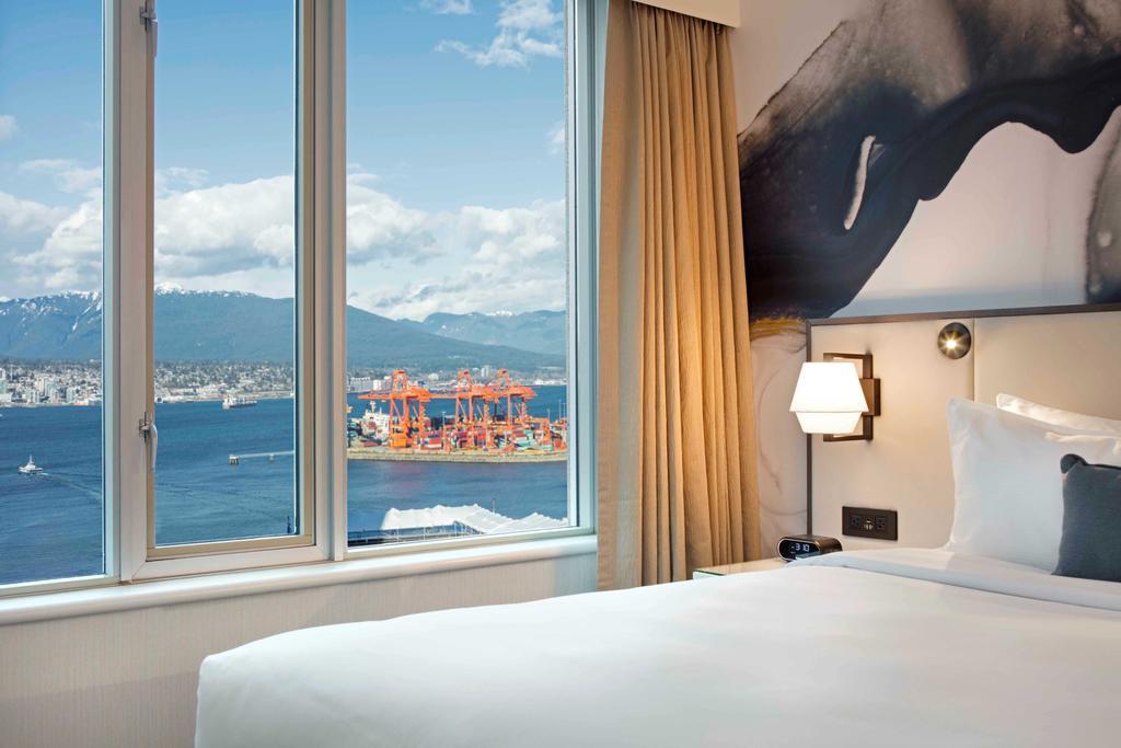هتل دلتا ونکوور