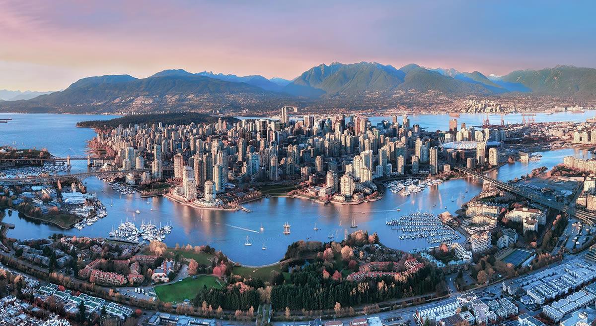 سفر به ونکوور