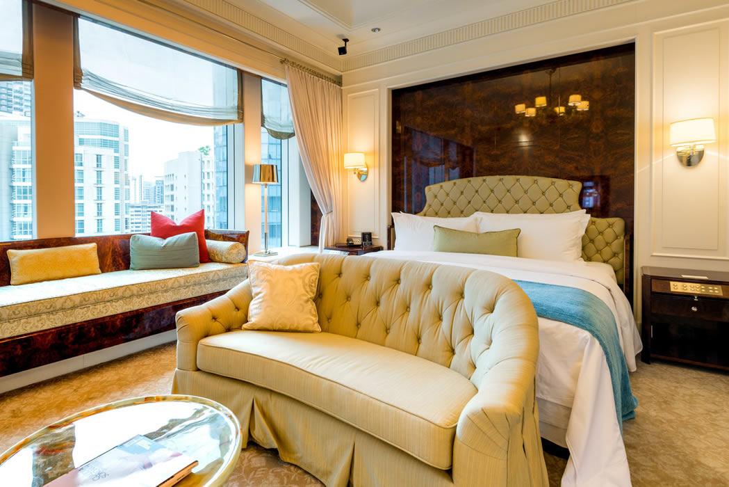 هتل سنت رجیس سنگاپور