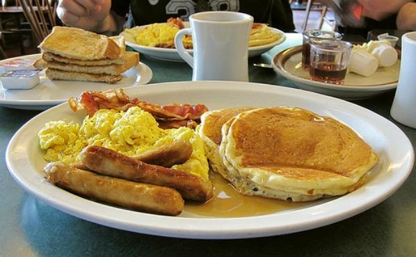معروف ترین صبحانه