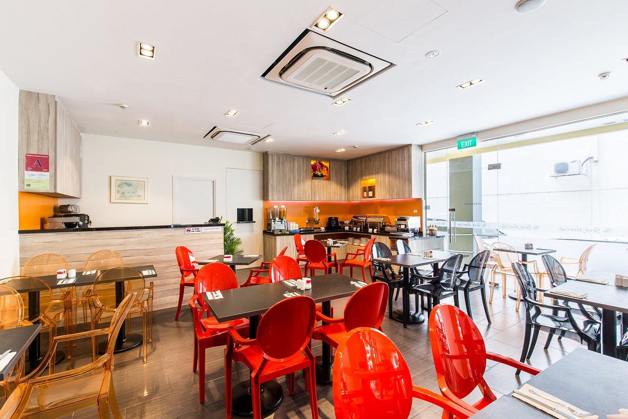 هتل فراگرنس ایمپریال سنگاپور