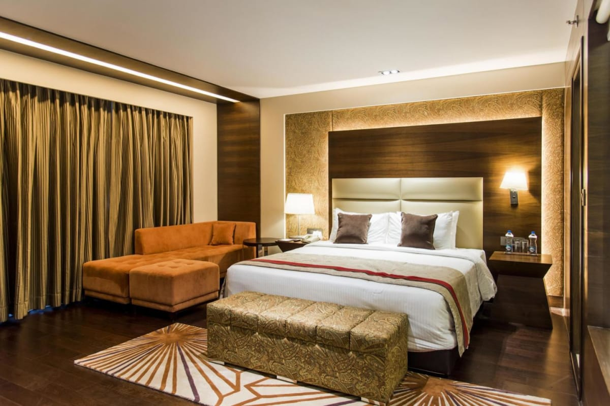 هتل کریستال ساروار پریمیر دهلی