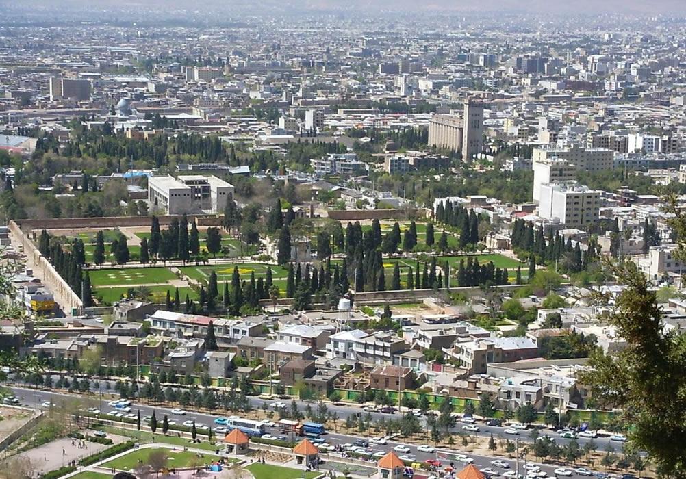 معروف ترین جاذبه های گردشگری شیراز