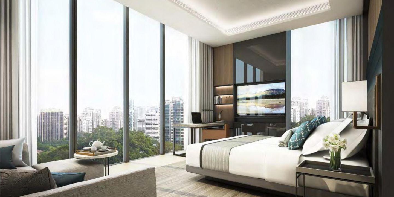 هتل اینترکانتیننتال سنگاپور