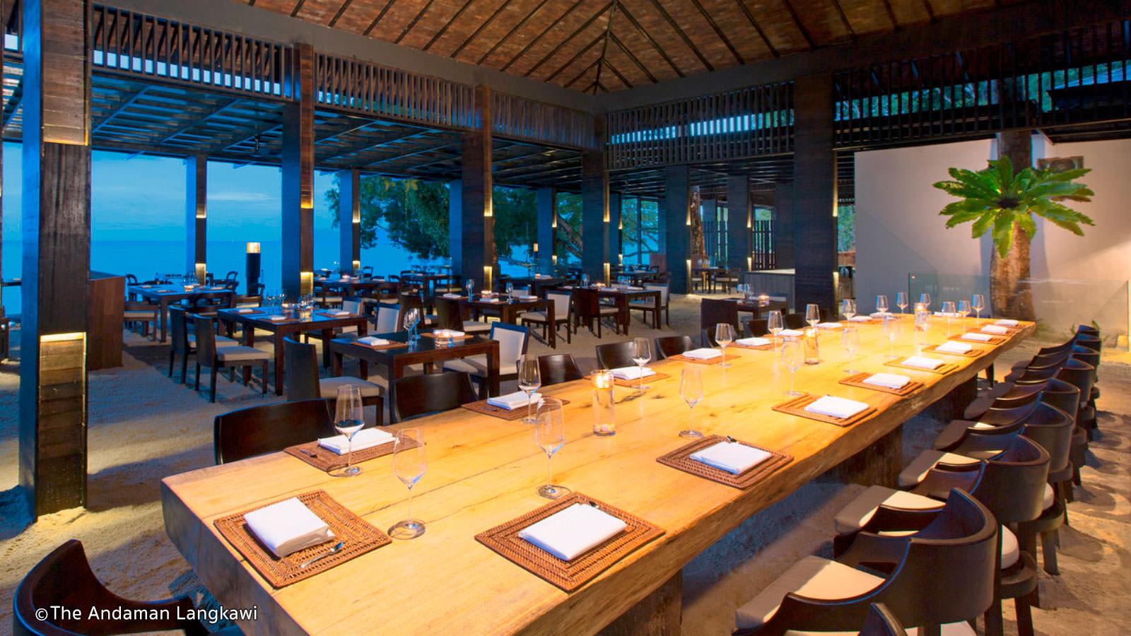 هتل آندامام لاکچری کالکشن ریزورت لنکاوی