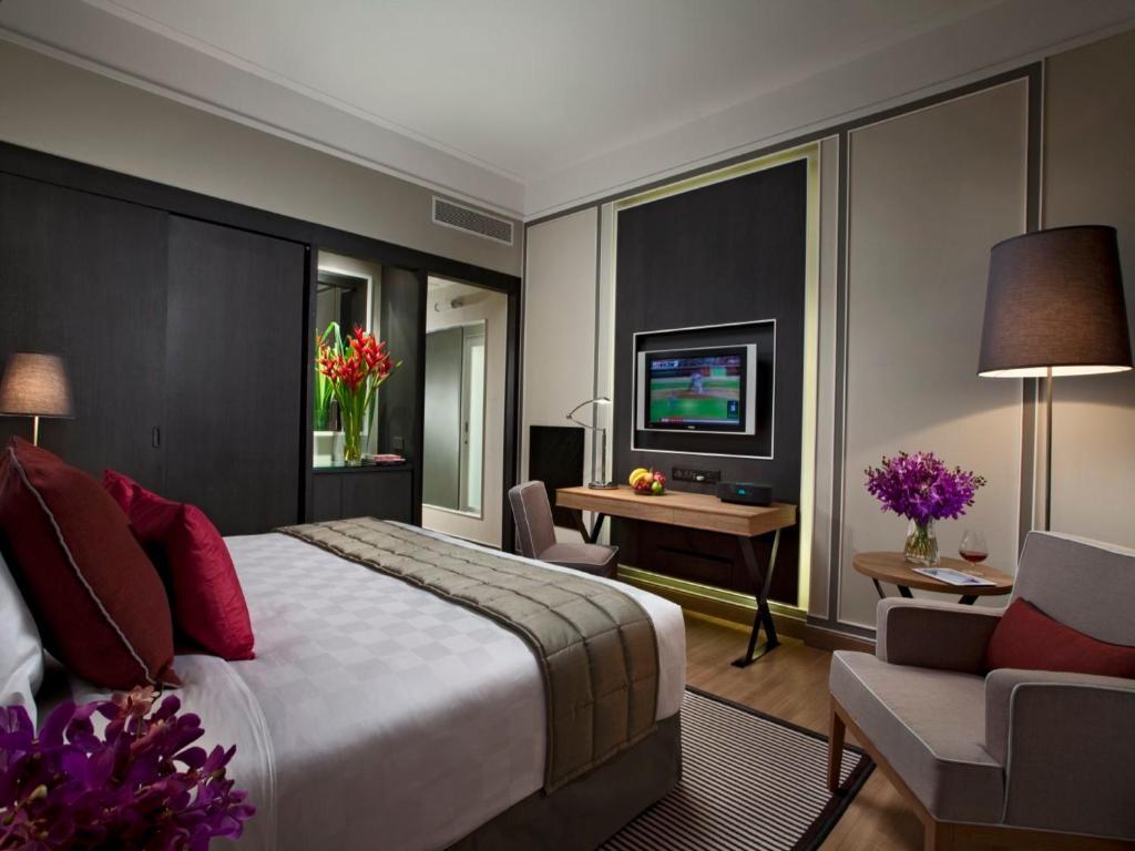 هتل اورچارد سنگاپور