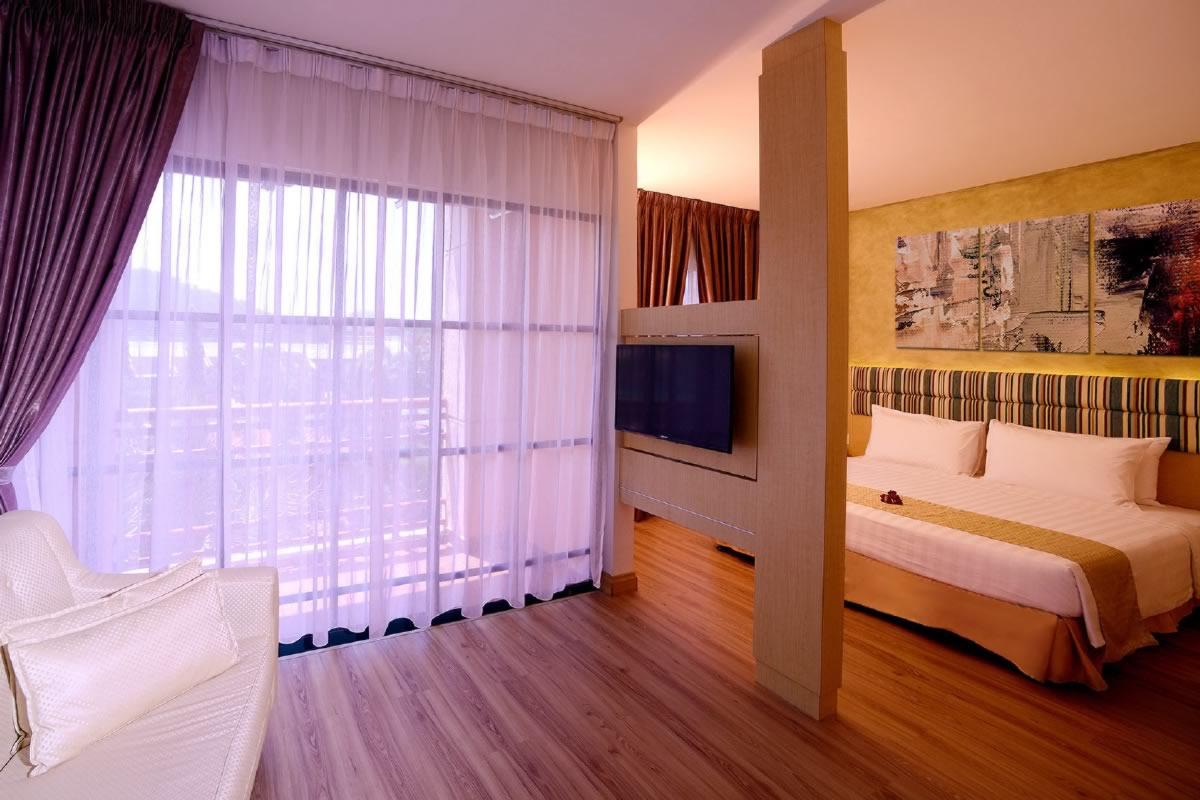 هتل بلا ویستا واترفرانت لنکاوی
