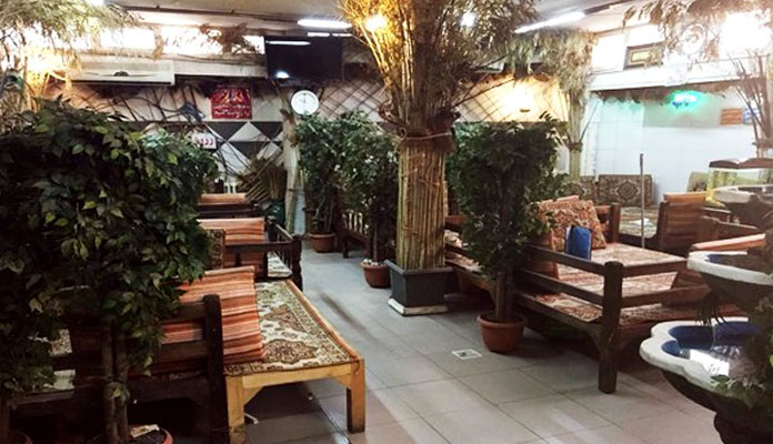 سفره خانههای معروف تهران