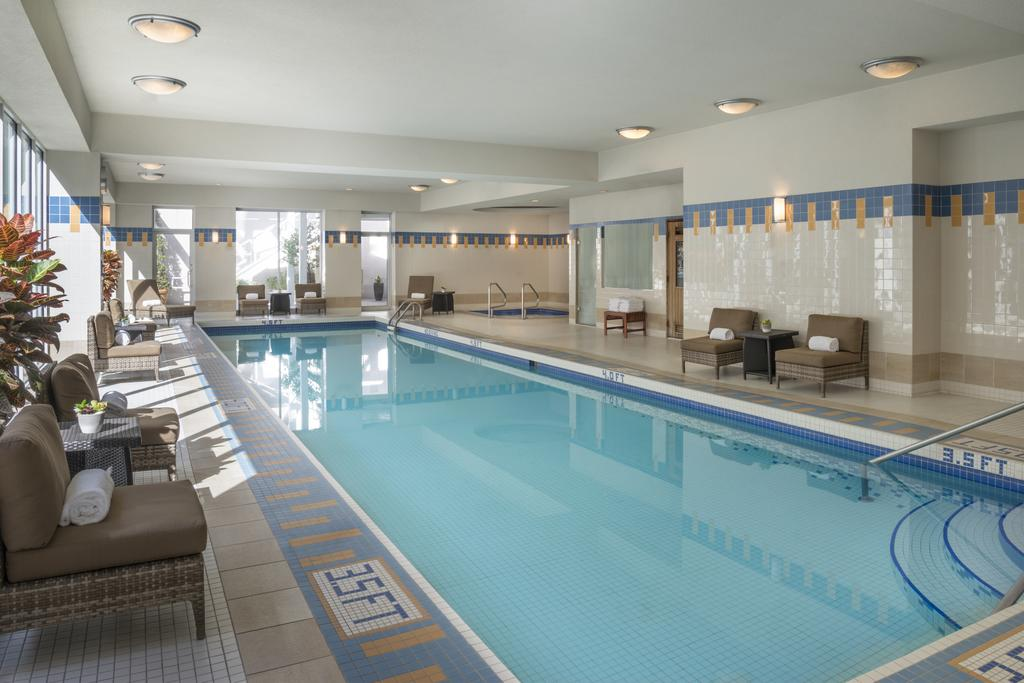 هتل ماریوت پیناکل ونکوور