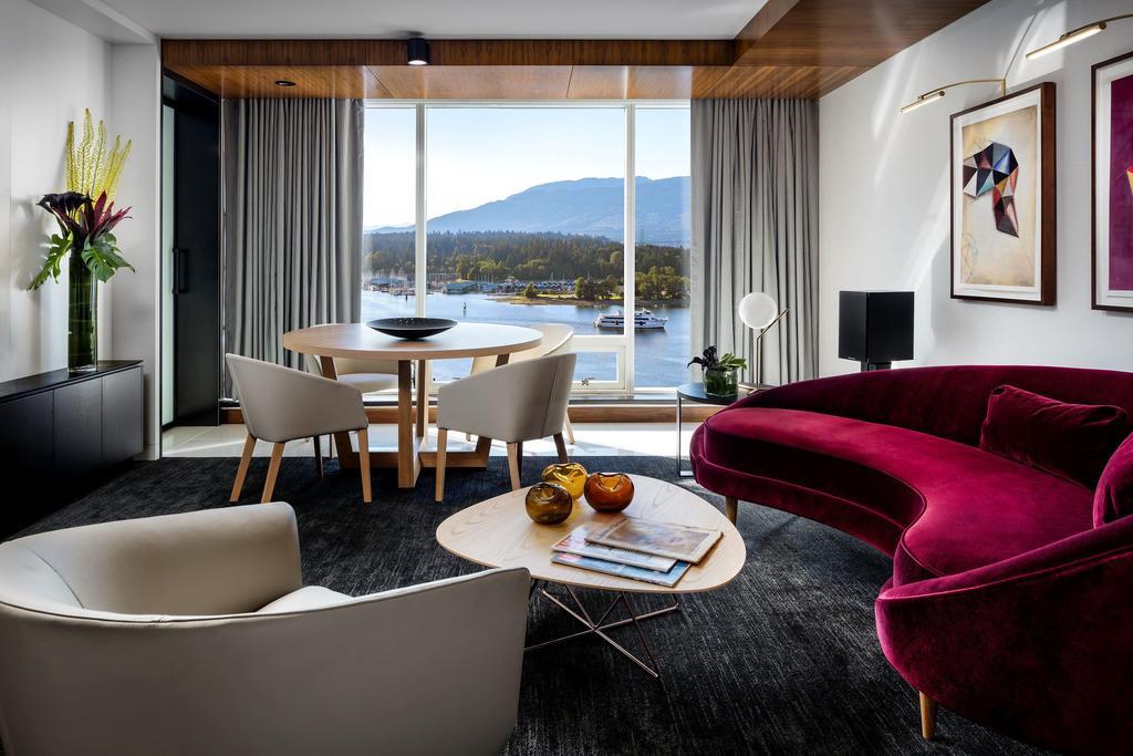 هتل فیرمونت پسیفیک ونکوور