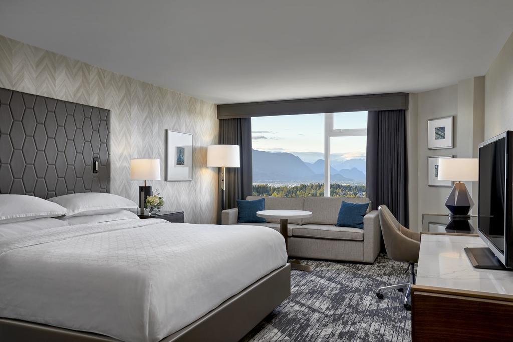 هتل شرایتون گیلدفورت ونکوور