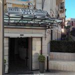 هتل ویلا تورلونیا رم