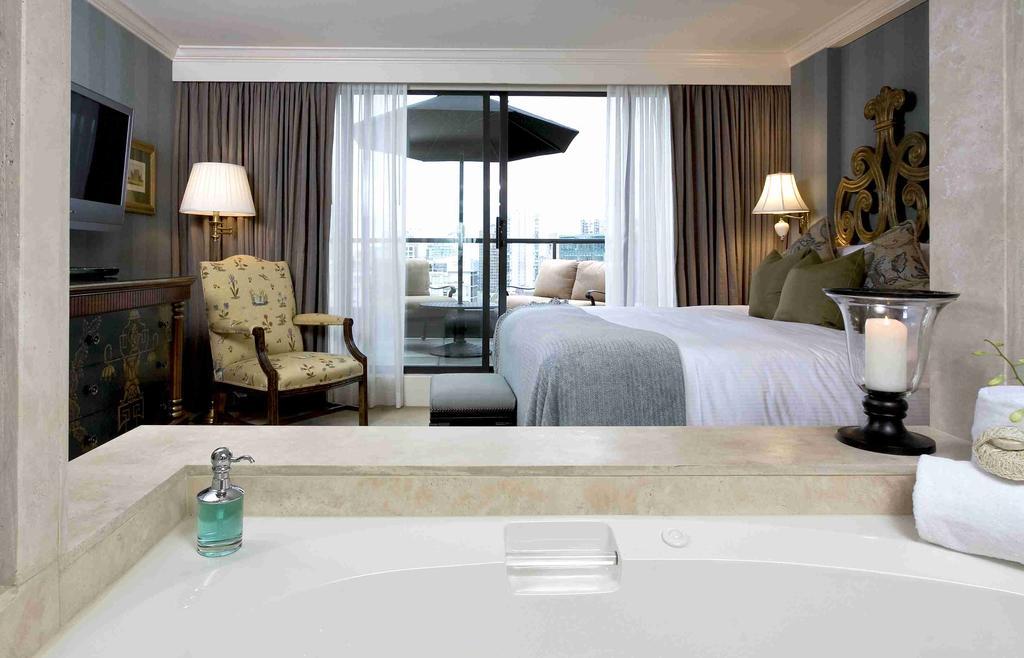 هتل وج وود ونکوور