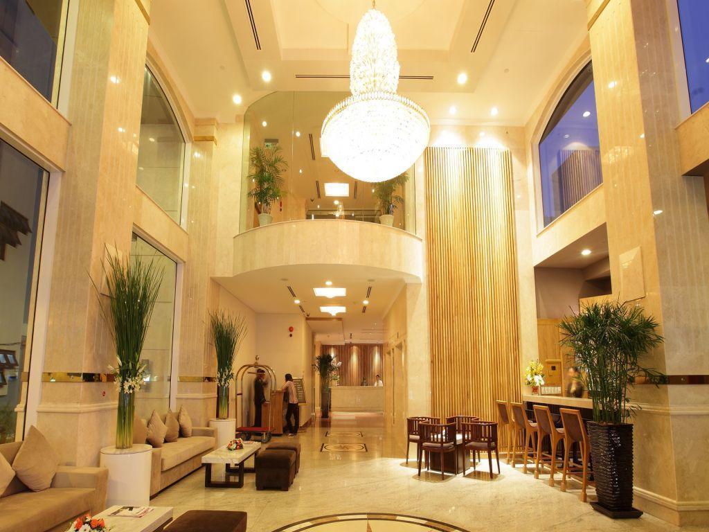 هتل گلدن سنترال سیگون هوشی مین