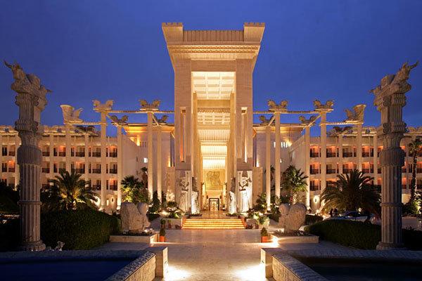 بهترین هتلهای جزیره کیش