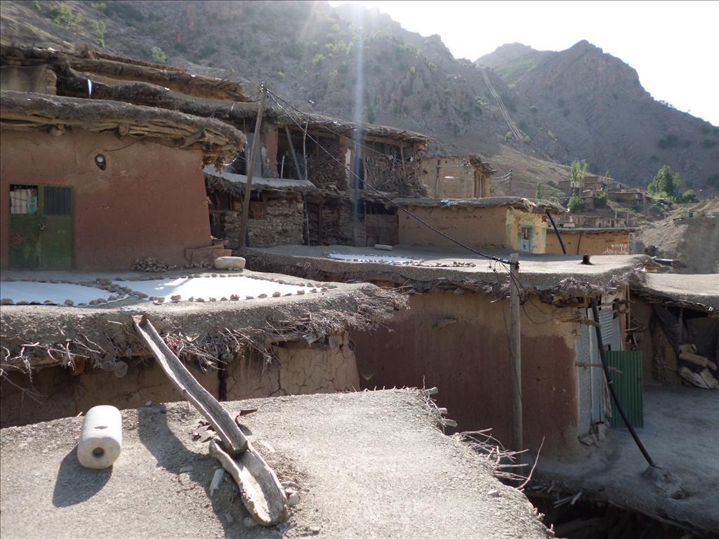 روستای سرآقا سید کوهرنگ