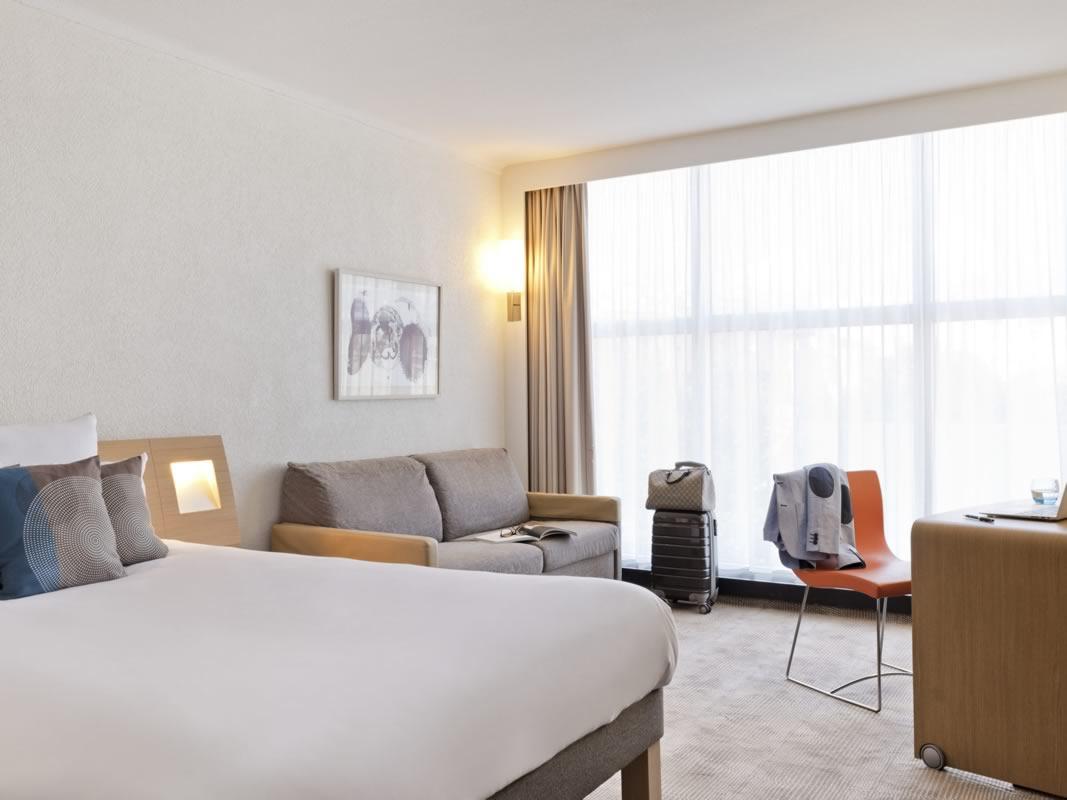 هتل کورناوین ژنو