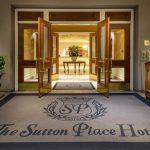 هتل سوتان پالاس ونکوور