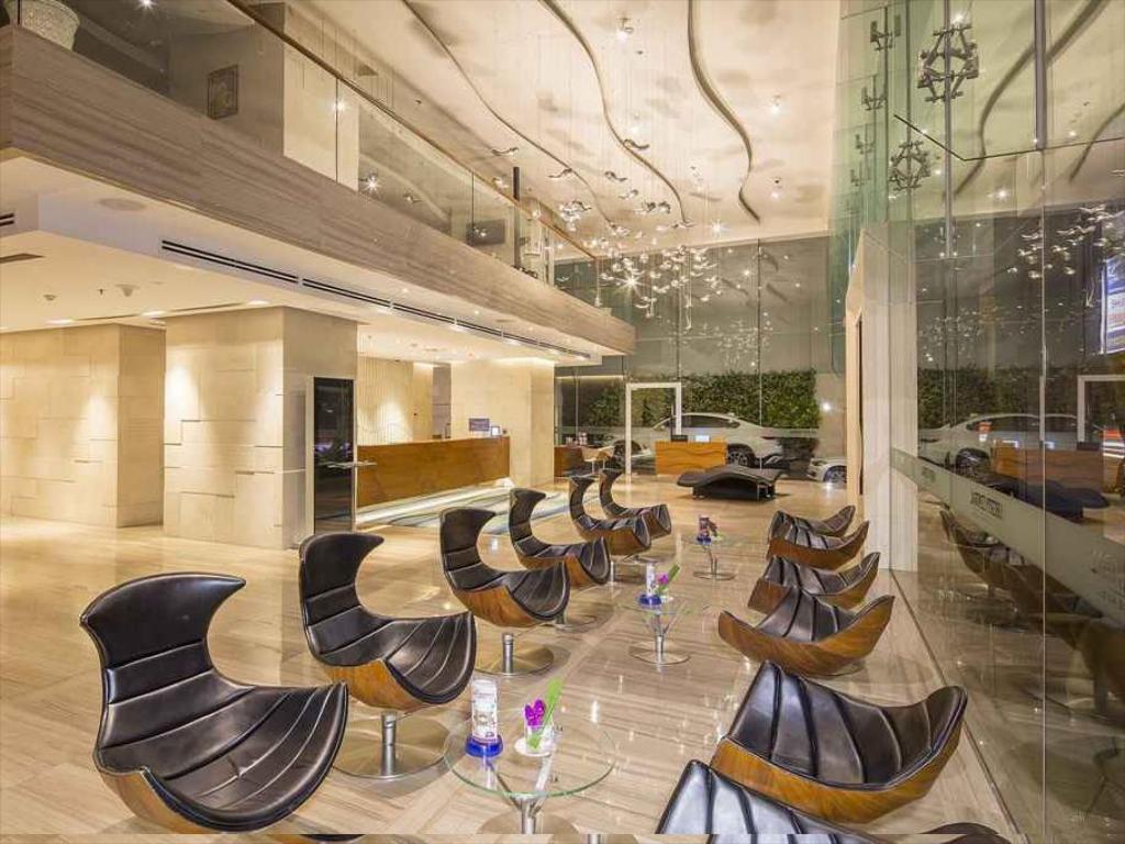 هتل سنترال پالاس هوشی مین