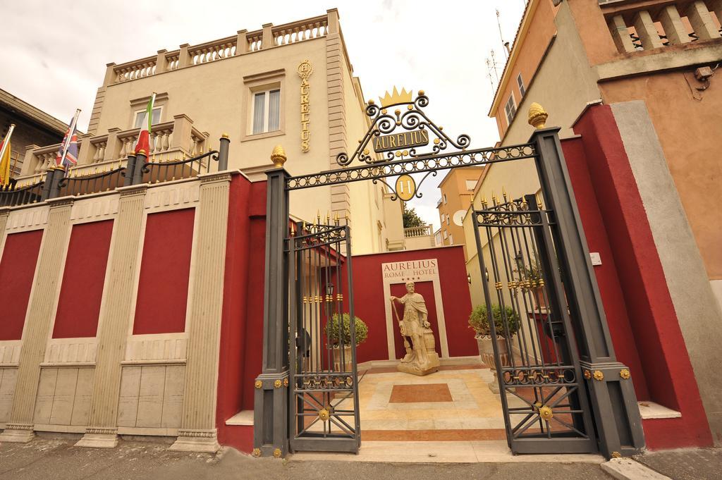 آیورلیوس آرت گالری هتل رم
