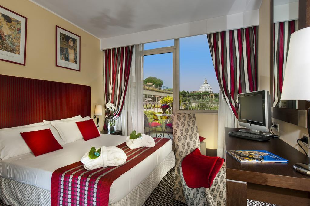 کاردینال هتل سنت پیتر رم