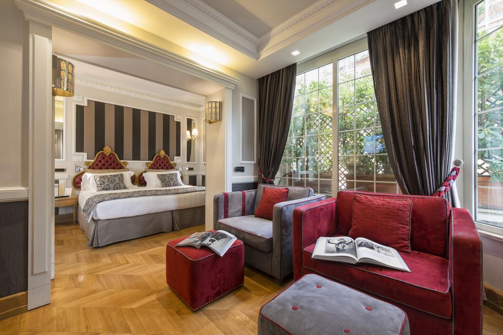 هتل بریتانیا رم