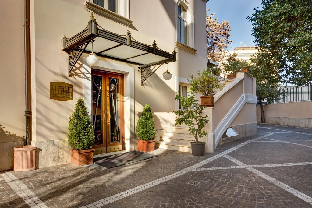 هتل ویلا مورگاگنی رم