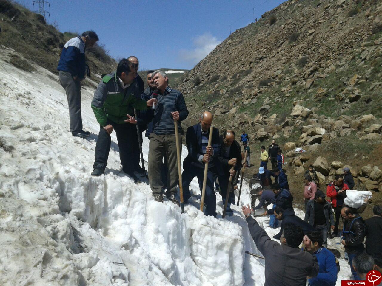 روستای ییلاقی آب اسک ساری