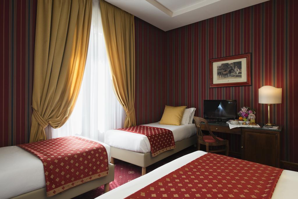 آتلانت گاردن هتل رم
