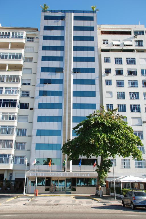 هتل آستوریا پالاس ریودوژانیرو | Hotel Astoria Palace