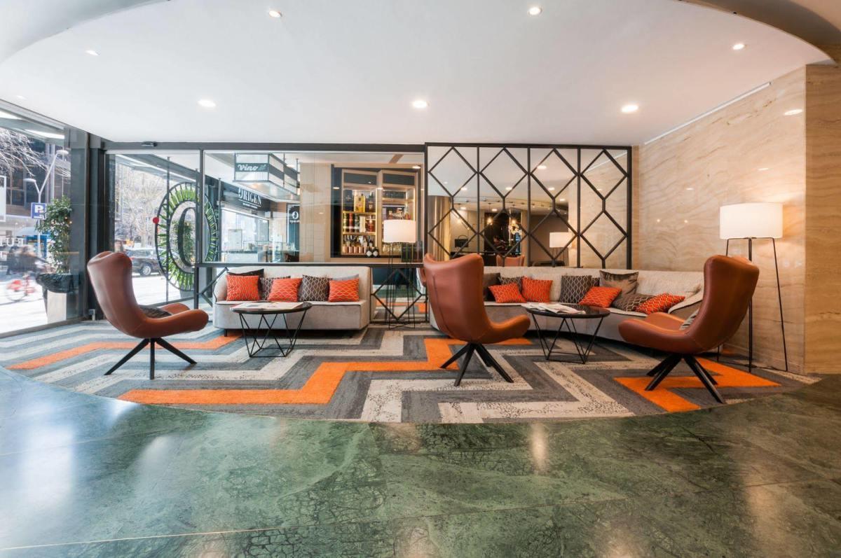هتل اگزه کریستال پالاس بارسلون